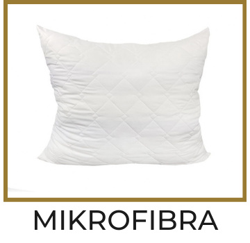 poduszka z mikrofibry